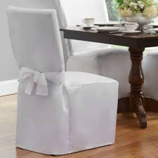 dining chair covers. Dining Room Chair Cover In White Covers