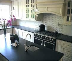granite countertops maintenance free honed pictures black