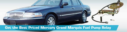 mercury grand marquis fuel pump relay electric fuel pump relay 2003 Mercury Grand Marquis Fuel Pump Wiring fuel pump relay for mercury grand marquis partsgeek \u203a 2003 mercury grand marquis fuel pump wiring