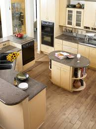 Soft Kitchen Flooring Options Kitchen Glorious Concrete Kitchen Countertops Designs With Granite