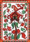 Русские северные росписи