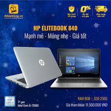 TRẢI NGHIỆM LAPTOP HP ELITEBOOK 840 G4... - Máy Tính Khoá Vàng