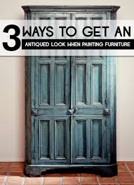 furniture painting techniques641 best Painted Furniture Ideas images on Pinterest  Furniture