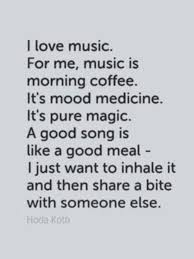 definitely music is a part of my life quotes d music is a part of my life