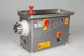 22 lik Soğutmalı Kıyma Makinesi » Et Kıyma Makineleri