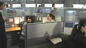 office cubical. Cubical Talk Video Office T
