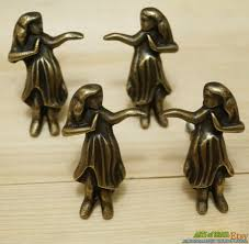 Antique Drawer Cabinet Vintage Drawer Pulls Etsy