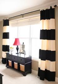 Black living room curtains Nepinetwork 15 Beautiful Ideas For Living Room Curtains And Tips On Choosing Them Deavitanet 15 Beautiful Ideas For Living Room Curtains And Tips On Choosing Them