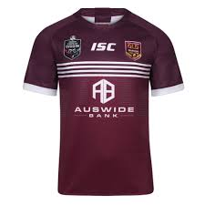 2019 Queensland Maroons Jersey - Mens ...