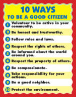class projects good citizen make good choices