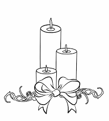 Small Picture Page Free Printable Pages Coloring Candle Coloring Page Pages