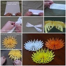 paper snowflakes 3d 3d paper snowflake step by step tutorial love these so creative