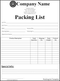Sample Travel Packing List Travel Packing List Template Pdf Sample Tatilvillam Co