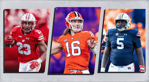 2019 College Football Preseason Si All Americans Sports