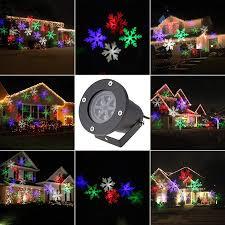 Landscape Projector Lights 12 Patterns Led Light Laser Projector Landscape Lamp Outdoor