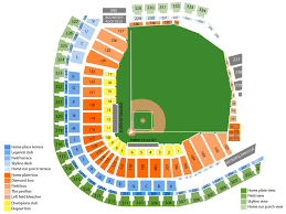 Target Field Baseball Seating Chart Sports Simplyitickets