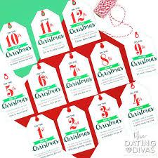 12 Days Of Christmas Printable Service Idea  Inspiration Made SimpleGifts In 12 Days Of Christmas