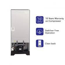 haier 195 l single door refrigerator