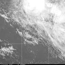 Tropical cyclone warning for the Fiji Group