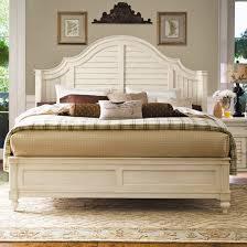 Steel Bedroom Furniture Paula Deen Home Steel Magnolia Platform Customizable Bedroom Set