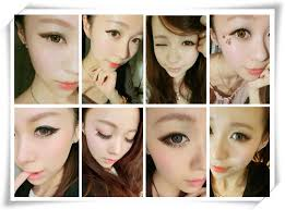 makeup tutorial eye i 39 you have to dress well up to show you how to draw y korean