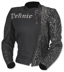 Teknic Ladies Vogue Leather Jacket Teknic Leather