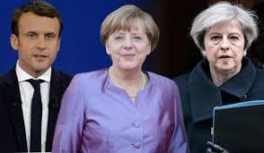 Картинки по запросу меркель мэй макрон фотожабы