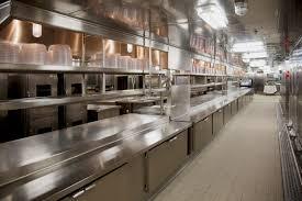 Great Despair Lodge - Commercial kitchen