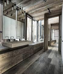 rustic modern bathroom ideas. Gorgeous-rustic-modern-sink-in-bathroom Rustic Modern Bathroom Design Ideas T