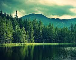 Mountain landscape, Scenery ...