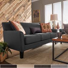Uptown Modern Sofa by iNSPIRE Q Classic - Free Shipping Today -  Overstock.com - 11947586