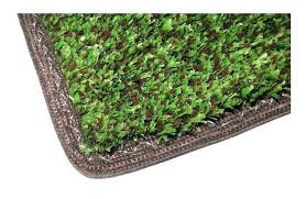 artificial grass rug trail mix indoor outdoor premium artificial grass turf 3 8 thick oz area artificial grass rug
