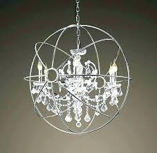 orb chandelier bronze bronze orb chandelier spherical interesting with crystals ideas oil rubbed globe pendant light orb chandelier bronze