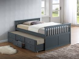 boys captain bed. Interesting Captain Bedding Fancy Captain Beds 7 Quality Captains Bed With Trundle  Woodcrest Heartland Twin Bookcase Storage Gorgeous Throughout Boys
