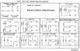 leeson single phase motor wiring diagram wiring diagram and electric motor wiring diagram 3 phase at 240v Motor Wiring Diagrams