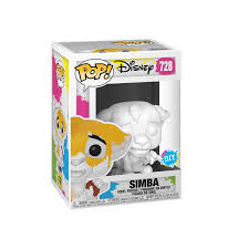 Simba (<b>D.I.Y</b>) | Catalog | Funko - Everyone is a fan of something.