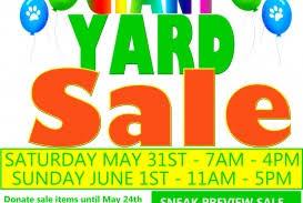 Garage Sale Flyers Free Templates 008 Free Yard Sale Flyer Template Ulyssesroom