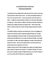 scary story short essay  scary night essays and papers 123helpme com