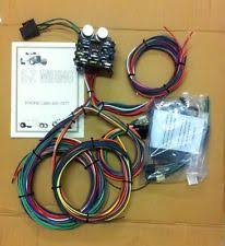 ez wiring harness ez wiring 12 circuit hot rod wiring harness
