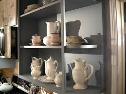 Kitchen Shelving How To Build Open Old Style Kitchen Shelves Hgtv