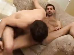 Gay threesome dad sleeping