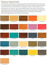 Interior Wood Stain Color Chart Cabot Stain Color Chart Seoppc Co