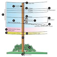 field guide to utility poles coolguides field guide to utility poles