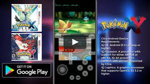 Pokémon X and Y Mobile Download Android APK OBB on Vimeo