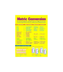 12 Printable Liquid Conversion Chart Business Letter
