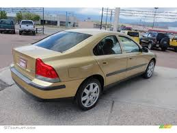 2002 Maya Gold Metallic Volvo S60 2.4T AWD #49657127 Photo #3 ...