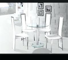 glass dining sets 4 chairs clear glass dining table and 4 chairs glass dining table with