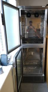 we are ing a 2 doors upright frosted glass commercial fridge in very good condition