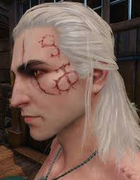 Young Geralt At The Witcher 3 Nexus Mods And Community