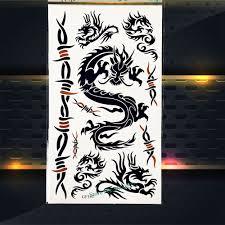 25 стиль черный втулки рукоятки татуировки японский аниме женщины
